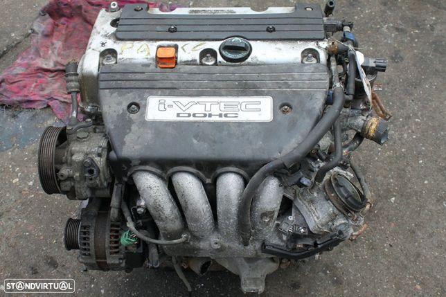 Motor HONDA CIVIC ACCORD 2.0L 153 CV - K20Z2