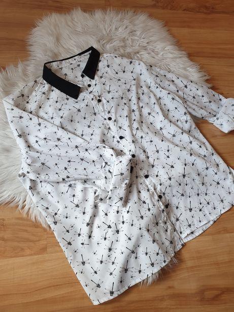 Koszula we wzór rozmiar 42/XL