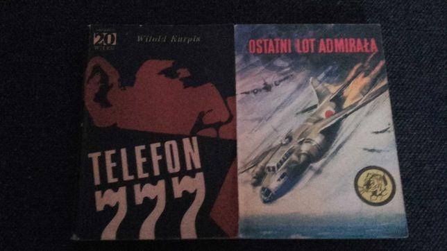 Witold Kurpis-2 książki