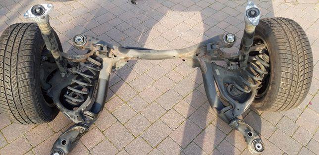 AUDI A6 C6 kombi zawieszenie tylne tył
