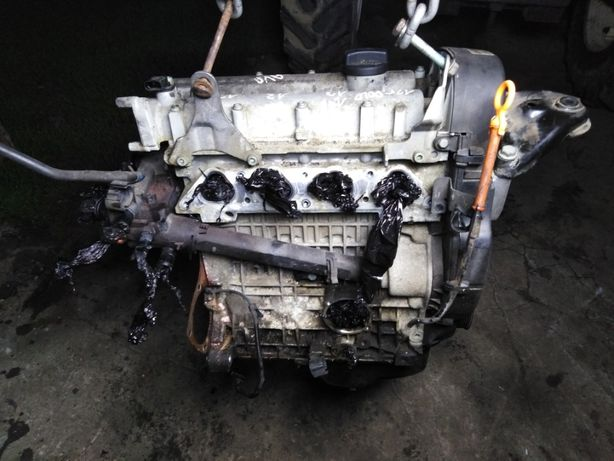 Silnik Słupek 1.4b 16V AUA Audi VW Seat Skoda