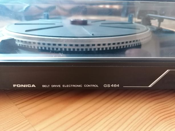 Gramofon  Fonica