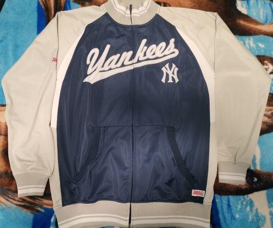 Elegancka Bluza dresowa New York Yankees
