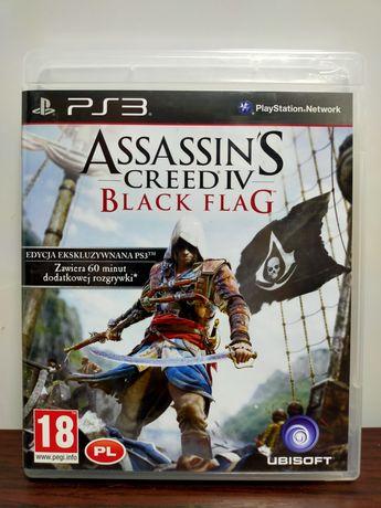 Assassin's Creed IV Black flag PS3 PL stan idealny