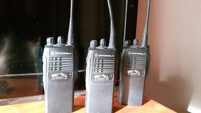 Motorolla GP340 radio telefon