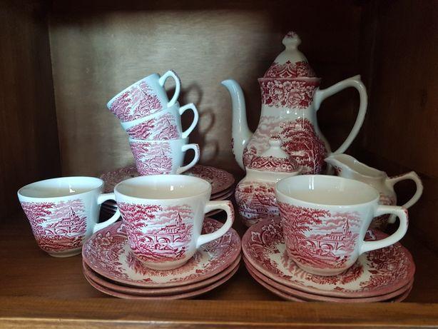 Serviço chá Grindley Staffordshire