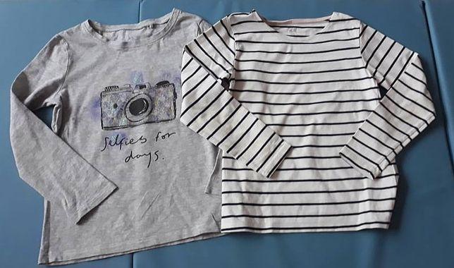 bluzeczki net i h & M 122