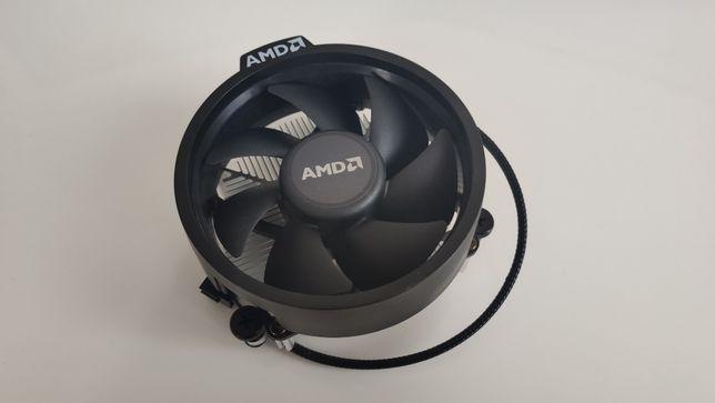Chłodzenie Wraith Stealth do AMD Ryzen 5 3600