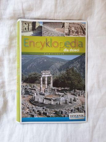 Encyklopedia dla dzieci - cywilizacje