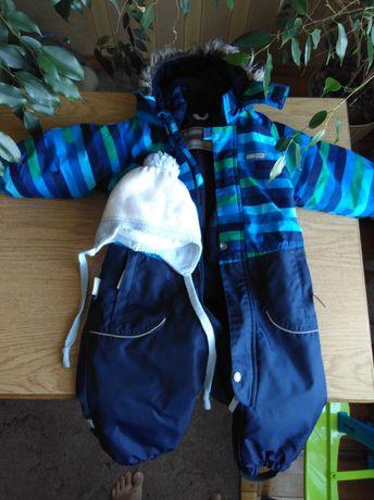 Комбінезон куртка штани боді костюм