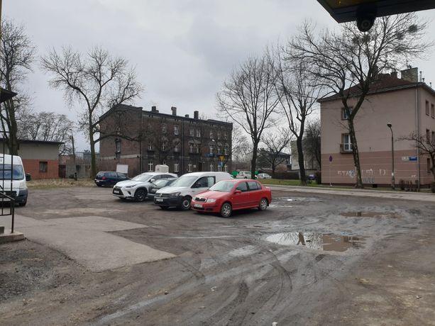 Plac działka do wynajęcia, parking