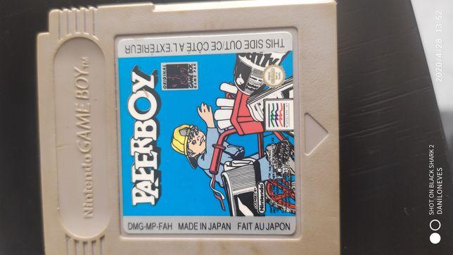 Nitendo Game Boy, Paperboy