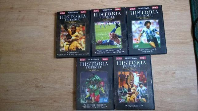 Historia futbolu na DVD. Gorąco polecam!!
