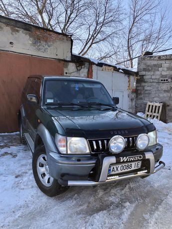 Продам Land Cruiser Prado 90