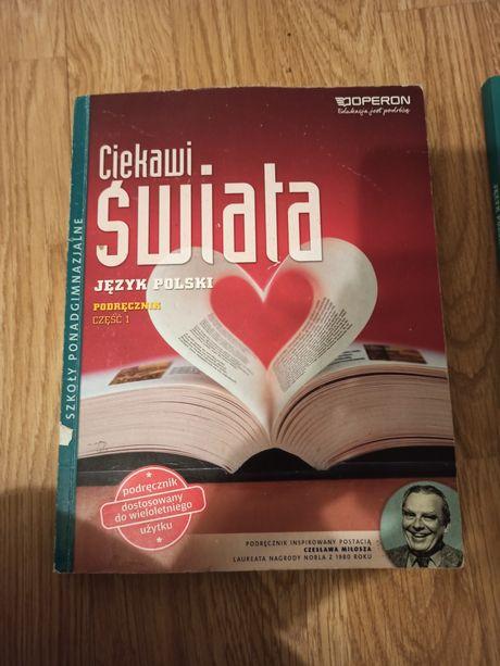 Ciekawi świata język polski