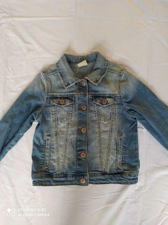 Kurtka jeansowa Zara roz. 116