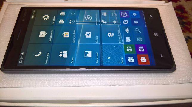 """NOKIA Lumia 830 5"""" Win10. Отличные Kамера+Aнтенны!+Звук! Гарантия 4мес"""