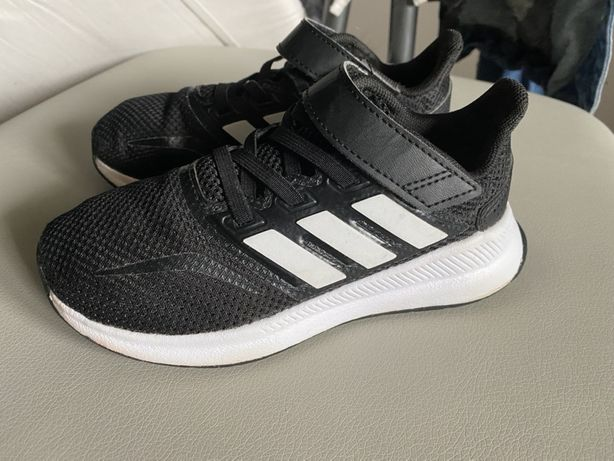 Bialo czarne adidaski adidas 28