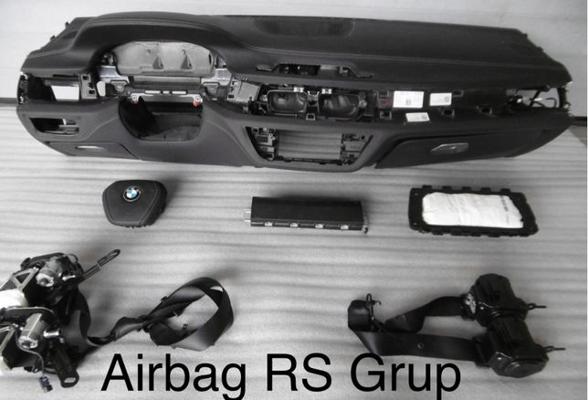 bmw 7 i11 tablier airbags cintos