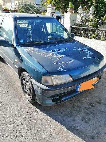 Peugeot 106 1.5 D (vendo ou troca)