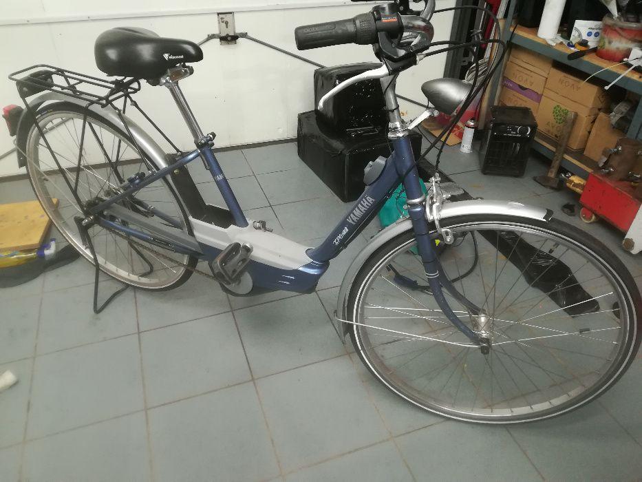 Rower elektryczny Yamaha