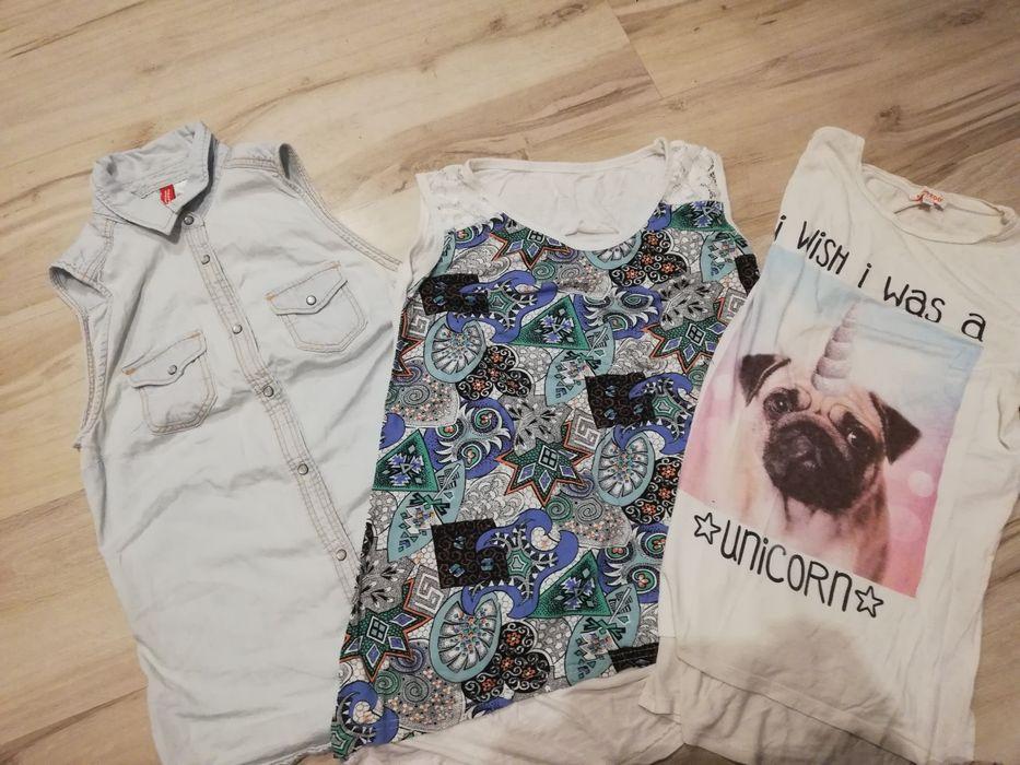 Zestaw letnich bluzek, koszula Radom - image 1