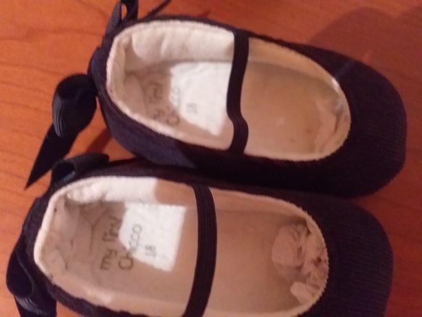 Sapatos bebé chico 18