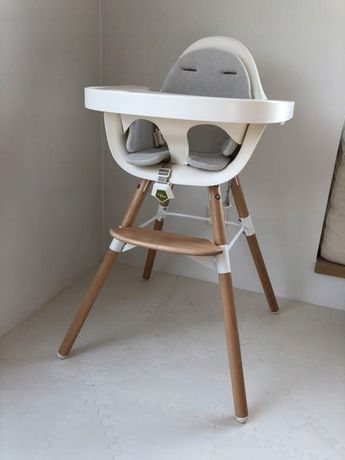 Childhome krzesełko do karmienia z tacka