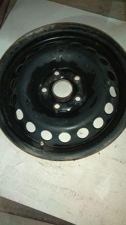Колесные диски R15 (5 x 112) (штампованные)