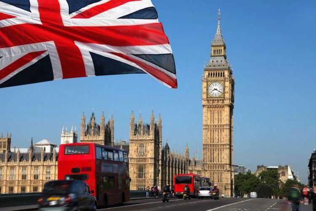 Виза в Великобританию (бизнес, туризм).