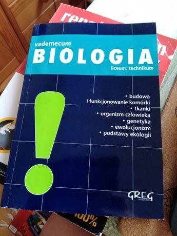 Biologia - Vademecum; liceum, technikum.