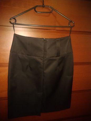 Spódnica czarna, spodnica