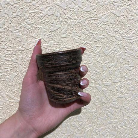 Чаша глина Солярис фанел глазурь