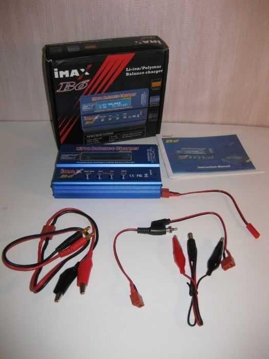 Зарядное устройство IMAX B6 з Блоком живлення
