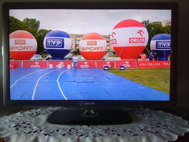 Telewizor PHILIPS Net TV 40PFL7605h/12 z Ambilight Spectra 2 + pilot