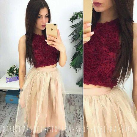 Топ і юбка