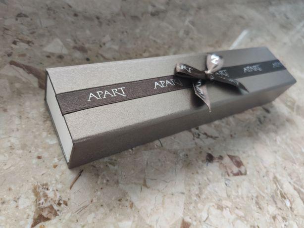 Pudełko po biżuterii Apart, zamienię na pudełko Swarovski.