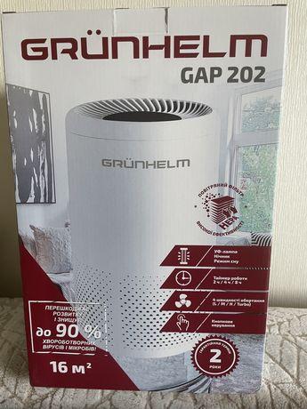 Очиститель воздуха Grunhelm