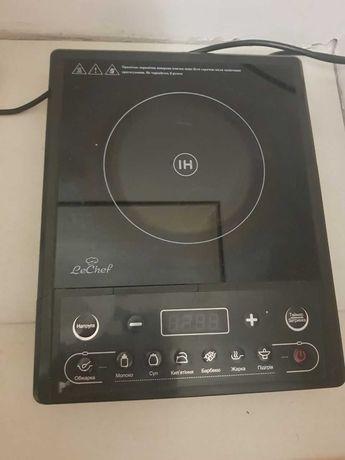 Плита електрична, індукційна