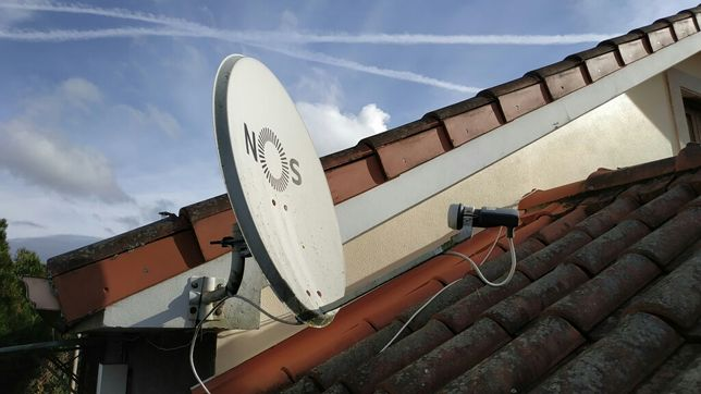 Antena parabolica NOS