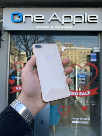 Apple iPhone 8 Plus 64/256Gb Gold/Space USED One Apple Кредит