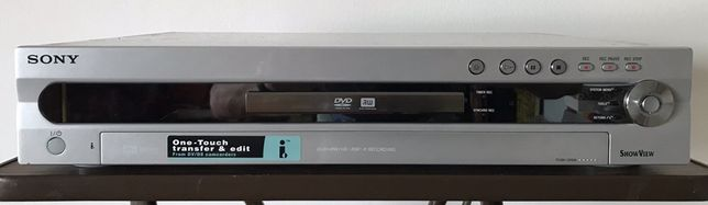Sony Gravador DVD (RDR-GX700)