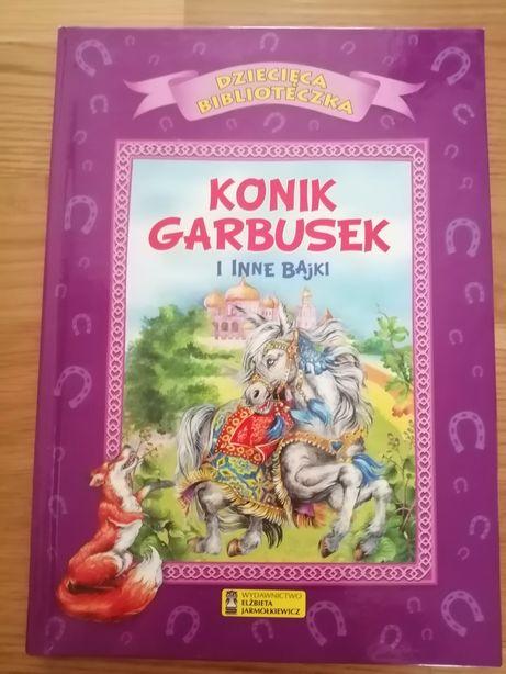 Książeczka Konik Garbusek i inne bajki