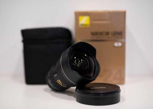 Nikkor 14-24mm f/2.8 G ED AF-S