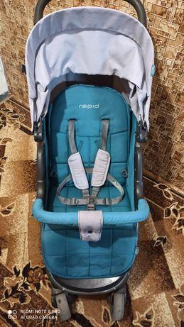 Детская прогулочная коляска 4 baby rapid