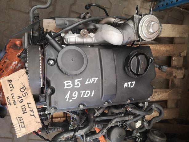 Silnik Volkswagen Passat b5 1.9 tdi atj