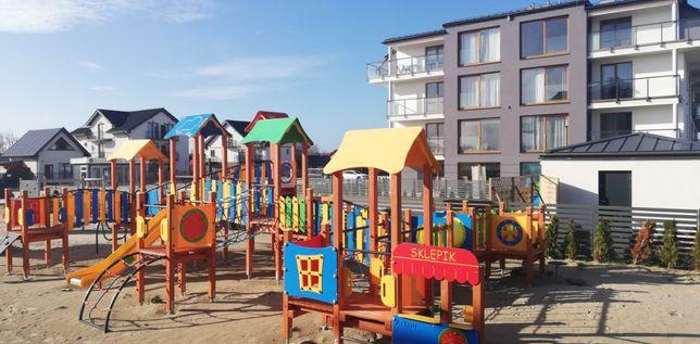 Sarbinowo - Wczasy nad Morzem - Rodzinny Apartament 32 u Ewy