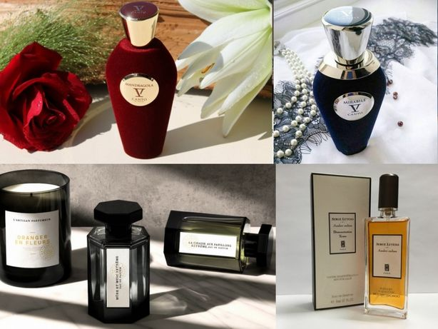 V Canto + L`Artisan Parfum + Serge Lutens _Распив Отливанты Оригиналы