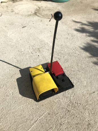 Interruptor de pedal industrial