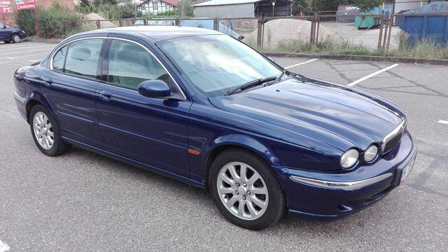 Jaguar x-type 2.5 V6 4X4  bezwypadkowy wersja angielska POLECAM